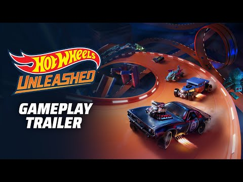 Hot Wheels Unleashed™ GameplayTrailer