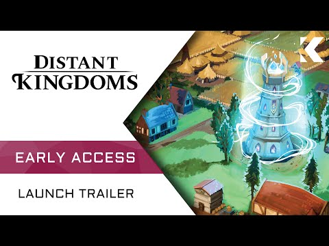 Distant Kingdoms | Early Access Release Trailer