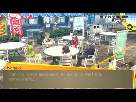 Persona 4 Golden: Big Bro