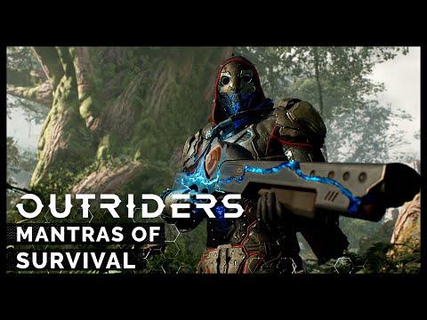 Outriders: Mantras of Survival [ESRB]