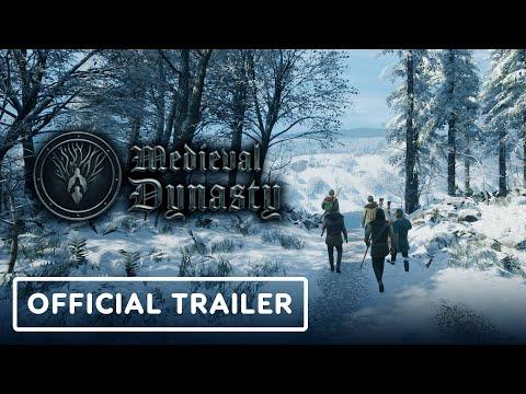 Medieval Dynasty - Official Trailer   gamescom 2020
