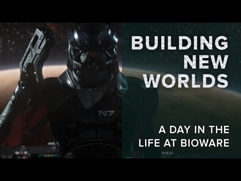 Building New Worlds: A Day in the Life at BioWare