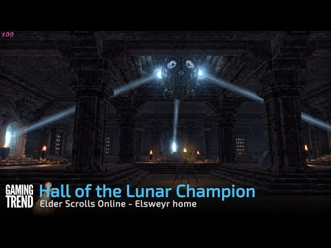 Elder Scrolls Online: Elsweyr - Completed Hall of the Lunar Champion [Gaming Trend]