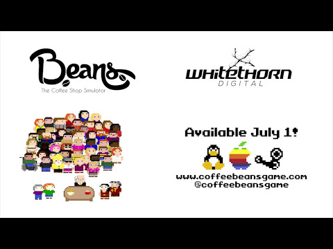 Beans: The Coffee Simulator - Launch Trailer