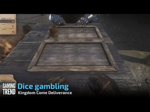 Kingdom Come Deliverance - Dicing [Gaming Trend]