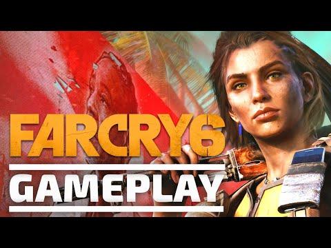 Far Cry 6 Gameplay - Destroying a plantation [4K60 Xbox Series X]