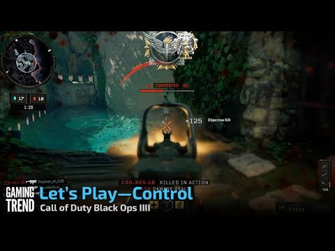 Black Ops 4- Let's Play Control (Multiplayer)