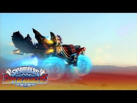 "Reveal: Skylanders SuperChargers: ""Buckle Up"" l Skylanders Superchargers l Skylanders"