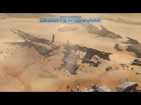 Homeworld Deserts of Kharak - Second Mission [Gaming Trend]
