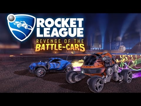 Rocket League® - Revenge of the Battle-Cars DLC Pack Trailer