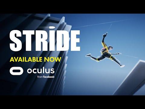 STRIDE - Launch Trailer   Oculus Quest Platform