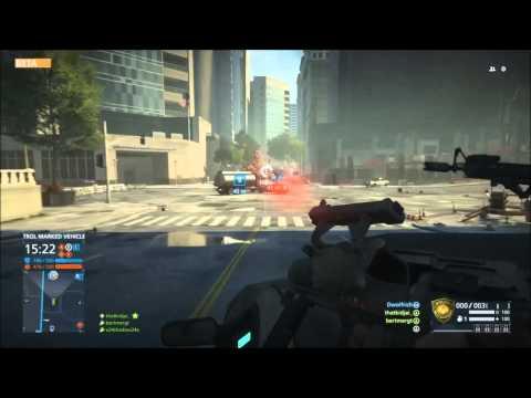 Battlefield Hardline - Beta gameplay [GamingTrend]
