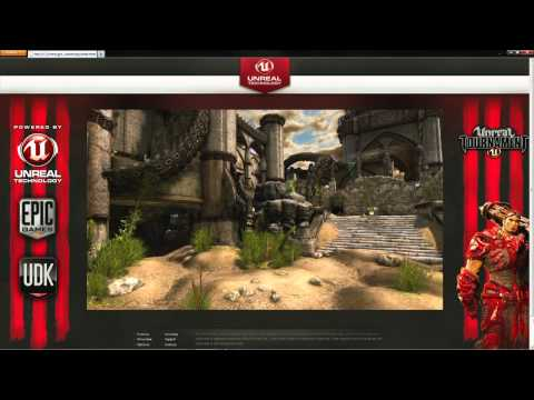 Unreal Engine 3 Support for Adobe Flash Player - Unreal Tournament 3
