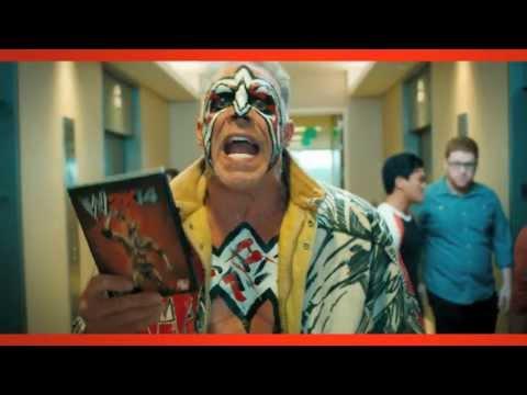 Ultimate Warrior WWE 2K14