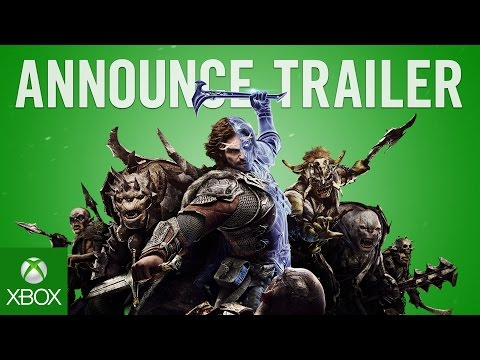 Official Middle-Earth: Shadow of War Announcement Trailer