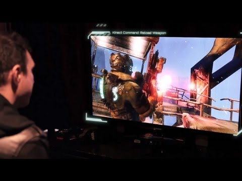 Dead Space 3 - Better with Kinect