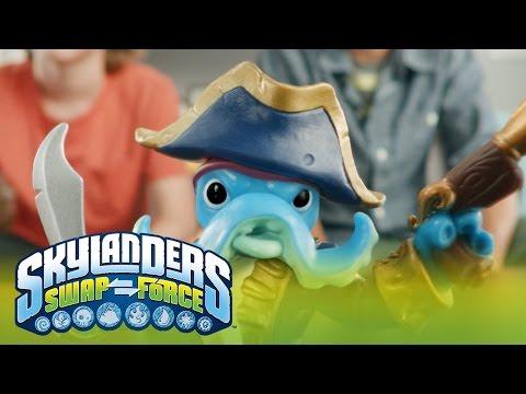"""Official Skylanders: """"Hitting the Wall"""" Trailer l SWAP Force l Skylanders"""