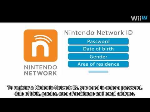 Nintendo Direct 11.07.12 (Nintendo Network Accounts)