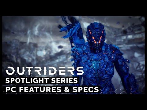 Outriders: PC Spotlight & Details [ESRB]