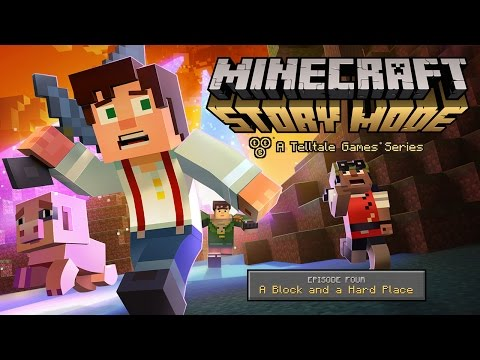 Minecraft: Story Mode - Episode 4 'Wither Storm Finale' Trailer