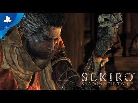 Sekiro: Shadows Die Twice - Reveal Trailer | PS4