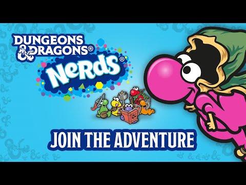 Nerds' Pink, the Rogue – D&D x Nerds