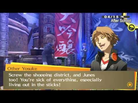 Persona 4 Golden: Meeting His Other Self