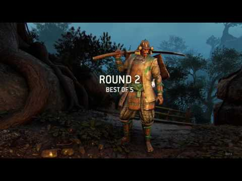 For Honor- Closed Beta Gameplay