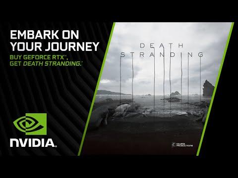 Death Stranding RTX Bundle Trailer