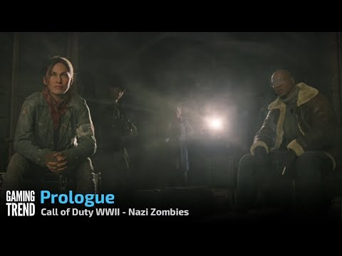CODWWII Nazi Zombies – Prologue