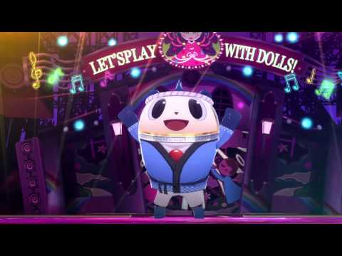 Persona 4: Dancing All Night: Teddie