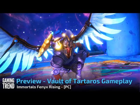 Immortals Fenyx Rising - Vault of Tartaros Preview - PC [Gaming Trend]