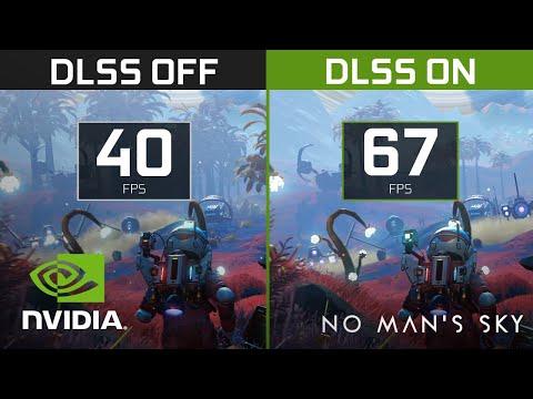 No Man's Sky   4K NVIDIA DLSS Comparison