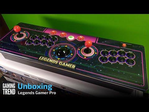 Legends Gamer Pro Unboxing - [Gaming Trend]