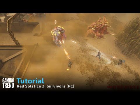 Red Solstice 2 Survivors Tutorial - PC [Gaming Trend]