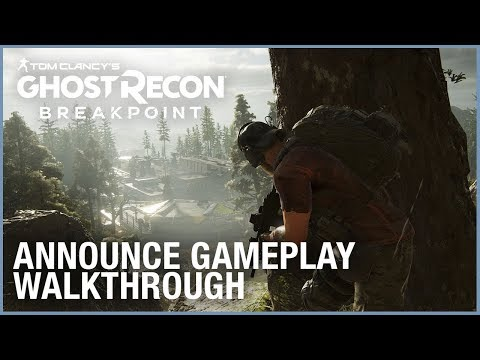 Tom Clancy's Ghost Recon Breakpoint: 4K Official Gameplay Walkthrough   Ubisoft [NA]
