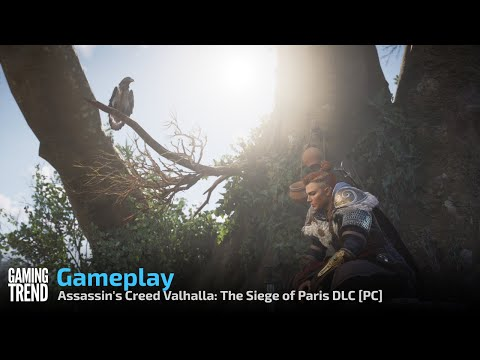 Assassin's Creed Valhalla: The Siege of Paris DLC Gameplay - PC [Gaming Trend]