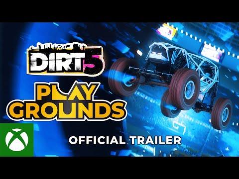 DIRT 5 | Official Playgrounds Trailer