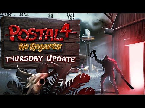 POSTAL 4: No Regerts - Thursday Update Trailer