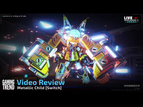 Metallic Child Review - Consistently Average