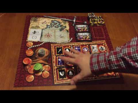 [GAMING TREND] Metras Board Game Preview from Mr. B Games