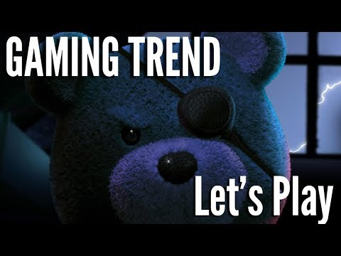 Sneaky Bears VR - Let's Play Bomb Mode [Gaming Trend]
