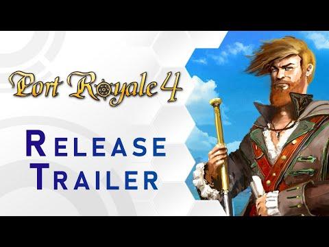 Port Royale 4 - Release Trailer (US)
