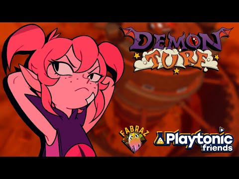Playtonic Friends Presents: Demon Turf
