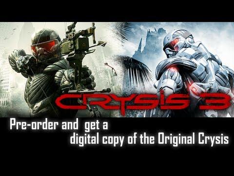 Preorder Crysis 3, get the Original Crysis