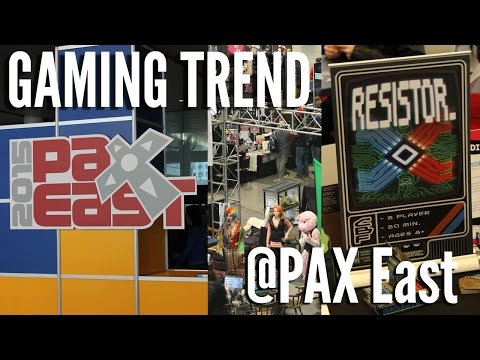 Cardboard Fortress @ PAX East 2015 [Gaming Trend]