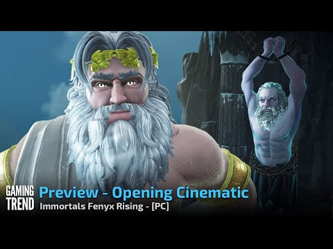 Immortals Fenyx Rising - Opening Cinematic - PC [Gaming Trend]