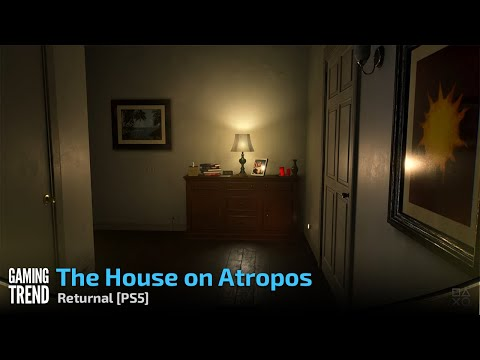 Returnal - The House on Atropos - PS5 [Gaming Trend]