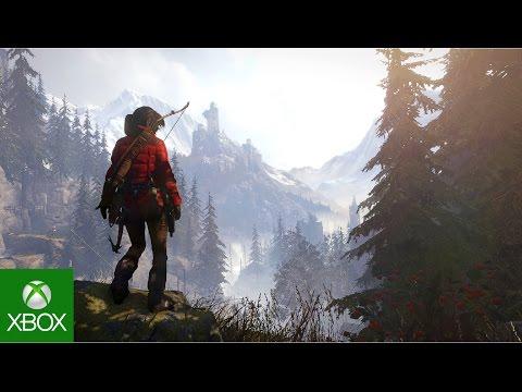 "Rise of the Tomb Raider - ""Descent Into Legend"""