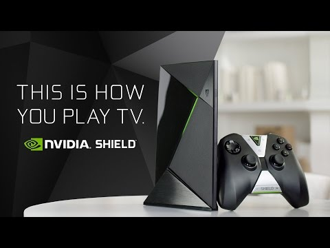 NVIDIA Shield TV Gamestream and GeForce Now Demo [Gaming Trend]